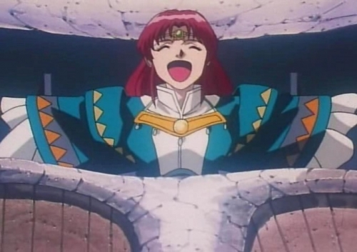 Аниме - Anime - Irresponsible Captain Tylor - Sidestory Collection - Безответственный капитан Тайлор OVA-2 [1995]