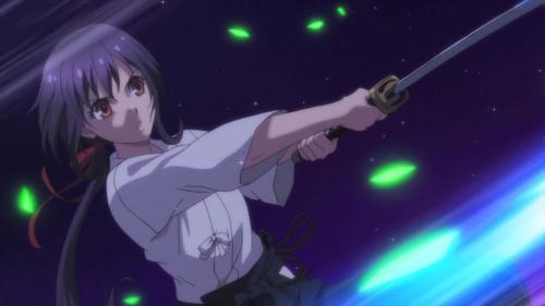 Аниме - Anime - Kamigami no Asobi - Забавы богов [2014]