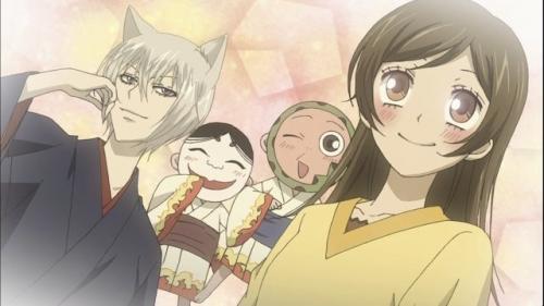 Kamisama Hajimemashita Очень приятно, Бог  Kamisama Hajimemashita Anime (Аниме)