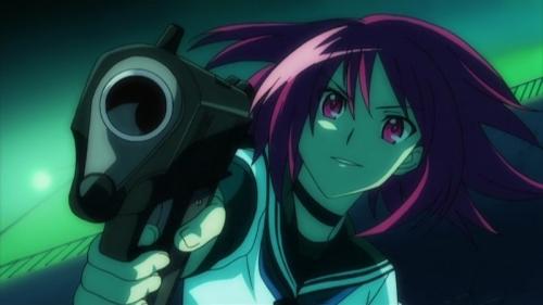Аниме - Anime - Кэмпфер - Kampfer [2009]