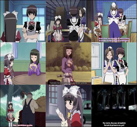 Аниме - Anime - Kokoro Library - Библиотека Кокоро [2001]