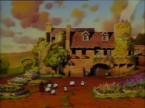 Аниме -             Anime - Legend of Crystania - The Motion Picture - Легенда о Кристании -             Фильм [1995]