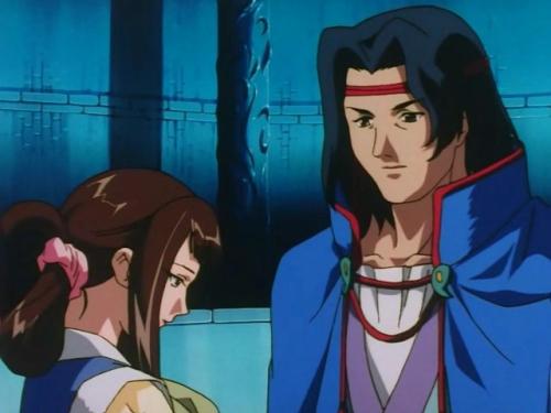 Аниме - Anime - Legend of Himiko - Легенда о Химико [1999]