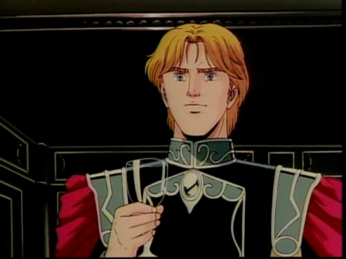 Аниме - Anime - Legend of the Galactic Heroes - Легенда о героях Галактики OVA-1 [1988]
