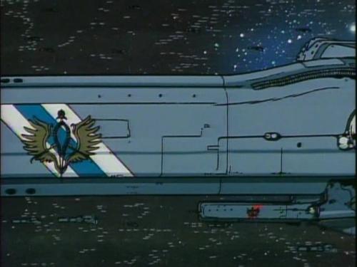 Аниме - Anime - Legend of the Galactic Heroes: My Conquest is the Sea of Stars - Легенда о героях Галактики: Мне покорится море звезд (фильм первый) [1988]