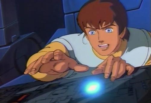 Аниме - Anime - Lensman: Secret of the Lens - Человек-линза - Фильм [1984]