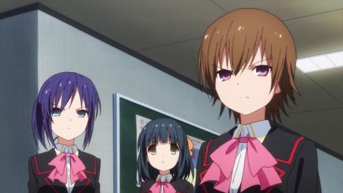 Аниме - Anime - Little Busters! Refrain - Маленькие проказники [ТВ-2] [2013]