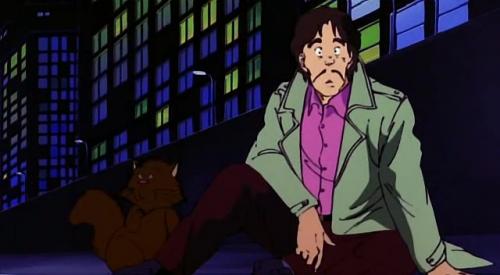Аниме - Anime - Love City - Город любви [1986]