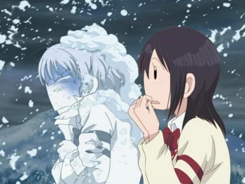 Аниме - Anime - Lovely Complex - Трогательный комплекс [2007]