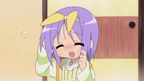 Аниме - Anime - Lucky Star TV - Счастливая звезда [ТВ] [2007]