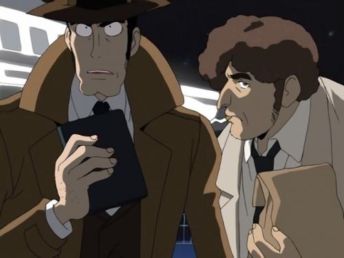 Аниме -             Anime - Lupin III: Alcatraz Connection - Люпен III:             Алькатразская связь             (спецвыпуск 13) [2001]