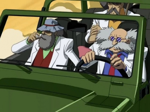 Аниме -             Anime - Lupin III: Angel Tactics - Люпен III: Тактика             Ангелов             (спецвыпуск 17) [2005]