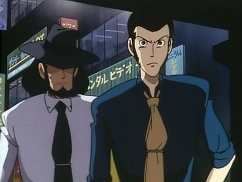 Аниме -             Anime - Lupin the 3rd: Dragon of Doom - Люпен III: Роковой             дракон             (спецвыпуск 06) [1994]