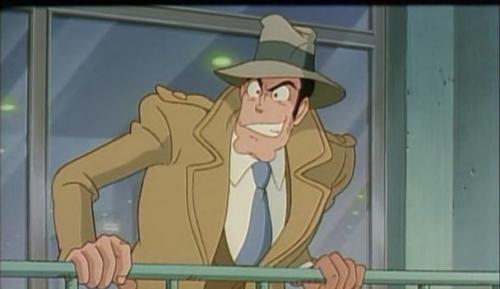 Аниме -             Anime - Lupin III: Farewell to Nostradamus - Люпен III: К             черту             Нострадамуса! (фильм пятый) [1995]