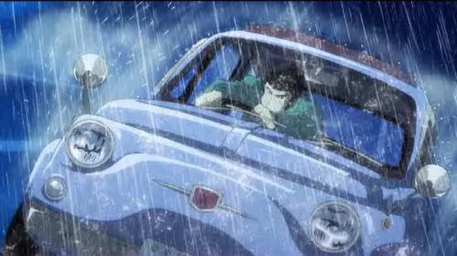Аниме -             Anime - Lupin III: Green vs Red - Люпен III: Зеленый против             Красного             [2008]