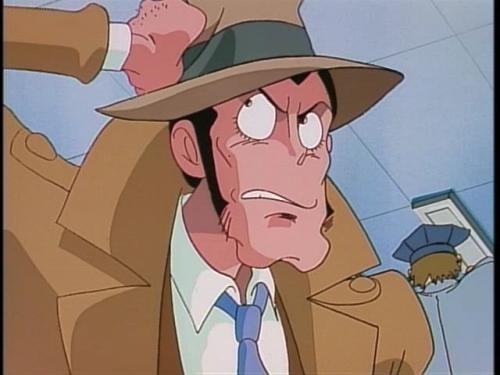 Аниме -             Anime - Lupin III: Napoleon - Люпен III: Словарь Наполеона             (спецвыпуск             03) [1991]