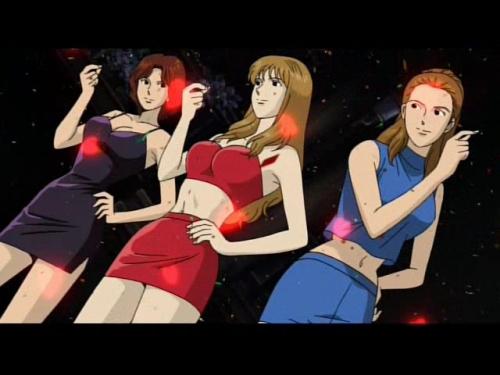 Аниме -             Anime - Lupin III: Return of Pycal - Люпен III: Возвращение             волшебника             [2002]