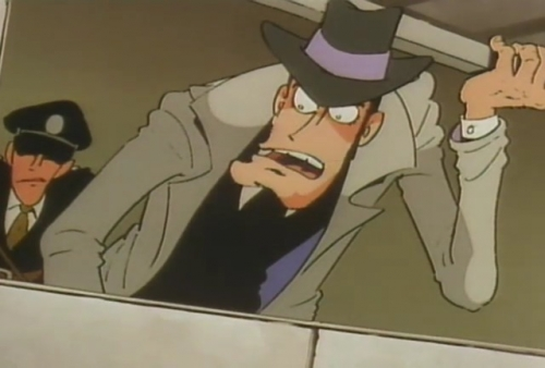 Аниме -             Anime - Lupin III: Secret Files - Люпен III: Секретные             документы             [1989]