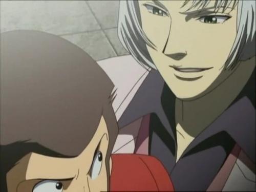 Аниме -             Anime - Lupin Sansei: Seven Days' Rhapsody - Люпен III:             Семидневная             Рапсодия (спецвыпуск 18) [2006]