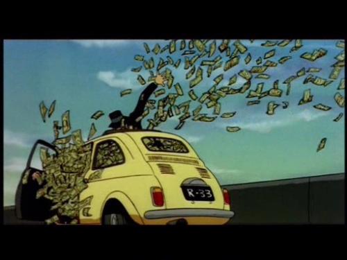 Аниме -             Anime - Lupin III: The Castle of Cagliostro - Люпен III: Замок Калиостро             (фильм второй) [1979]
