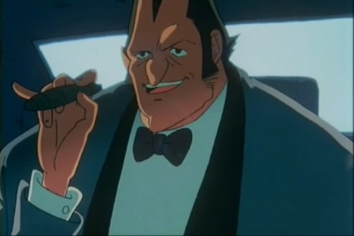 Аниме             - Anime - Lupin III: The Legend of the Gold of Babylon -             Люпен III:             Легенда о золоте Вавилона (фильм третий) [1985]
