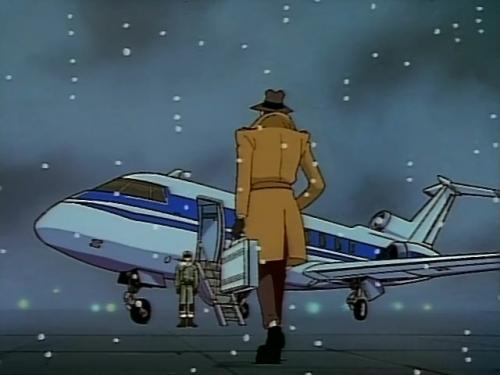 Аниме -             Anime - Lupin III: Tokyo Crisis - Люпен III: Токийский             кризис             (спецвыпуск 10) [1998]