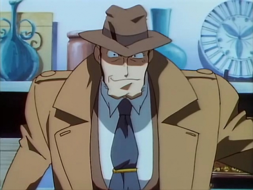 Аниме -             Anime - Lupin III: Walther P-38 - Люпен III: Вальтер P-38             (спецвыпуск             09) [1997]