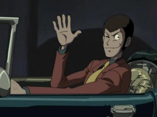 Аниме             - Anime - Lupin the Third Episode 0 First Contact - Люпен             III Эпизод 0:             Первый контакт (спецвыпуск 14) [2002]