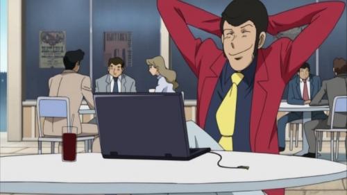 Аниме -             Anime - Lupin III vs. Detective Conan - Люпен III против             Детектива             Конана [2009]