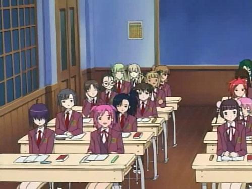 Аниме - Anime - Magic Teacher Negima! - Волшебный учитель Нэгима! [ТВ]