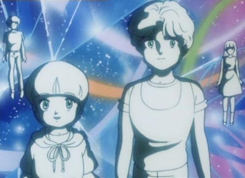 Аниме - Anime - Magical Angel Creamy Mami: Eternal Once More - Волшебный ангел Крими Мами OVA-1 [1984]