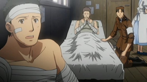 Аниме - Anime - Maiden Rose - Hyakujitsu no Bara [2009]