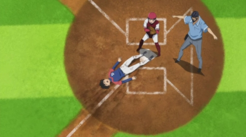 Аниме - Anime - Major: Yuujou no Winning Shot - Мэйджор (фильм) [2008]
