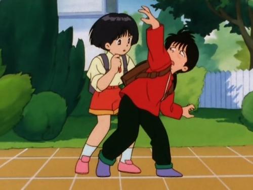 Аниме - Anime - Mama's a Fourth Grader - Мама-четвероклассница [1992]