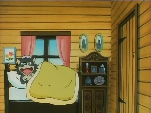 Аниме - Anime - Mami the Esper: Dancing Dolls in a Starry Sky - Мами-экстрасенс - Фильм [1988]