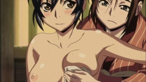 Аниме - Anime - Manyuu Hikenchou - Manyuu Hiken-chou [2011]