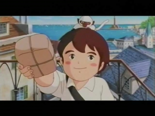 Аниме - Anime - Marco the Movie - 3000 Leagues in Search of Mother - Марко [1999]