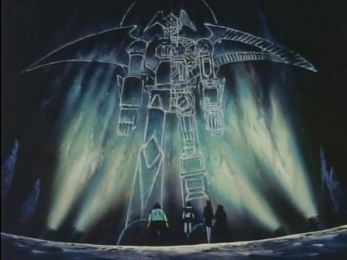 Аниме - Anime - Gekiganger 3 - Гекигангер-3 [1998]