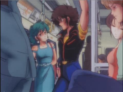 Аниме - Anime - Megazone 23 - Мегазона 23 OVA-1 [1985]