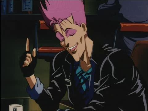 Аниме - Anime - Megazone 23 Part III - Мегазона 23 OVA-3 [1989]
