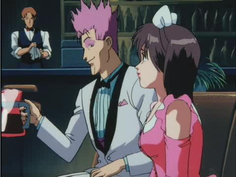 Аниме - Anime - Megazone 23 Part III - Мегазона 23 OVA-3 [1989]