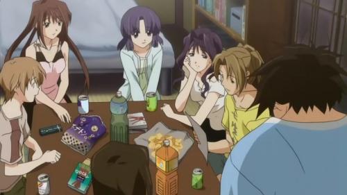 Аниме - Anime - Memories Off #5 The Broken Off Film - Забыть прошлое 5 [2006]