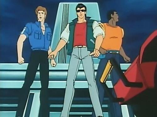 Аниме - Anime - Драгонар - Kikou Senki Dragonar [1987]