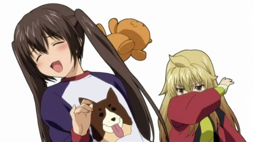 Аниме - Anime - Minami-ke Okawari - Сёстры Минами (второй сезон) [2008]