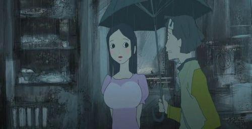 Аниме - Anime - Mind game - Игры разума