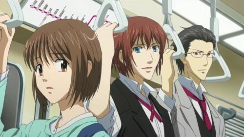Аниме - Anime - Miracle Train: Welcome to Oedo Line - Волшебный поезд: Добро пожаловать на линию Оэдо [2009]