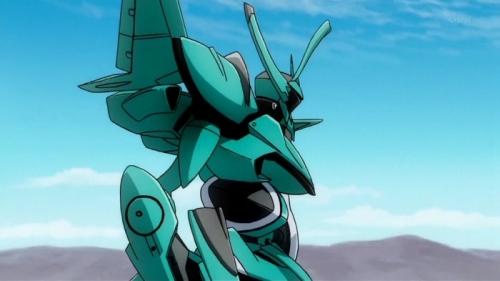 Аниме - Anime - Mobile Suit Gundam 00 - Мобильный воин ГАНДАМ 00 (первый сезон) [2007]