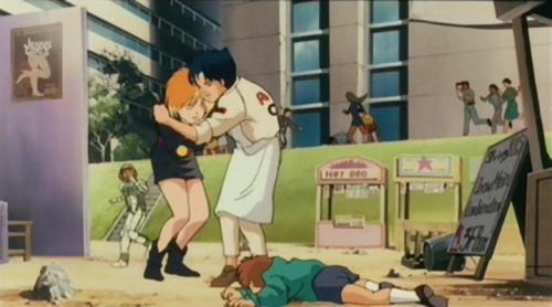 Аниме - Anime - Mobile Suit Gundam F91 - Мобильный воин ГАНДАМ Эф-91 [1991]