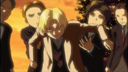 Аниме - Anime - Mobile Suit Gundam SEED: Movie III - The Rumbling Sky - Мобильный воин ГАНДАМ: Поколение (фильм 3) [2004]
