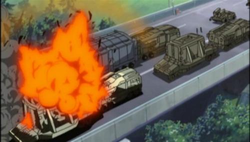 Аниме - Anime - Mobile Suit Gundam SEED: Movie I - The Empty Battlefield - Мобильный воин ГАНДАМ: Поколение (фильм 1) [2004]